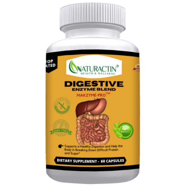 Digestive Enzyme Pro Blend for Bloating and Gas
