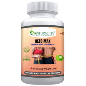 KETO MAX - Weight Loss Supplement